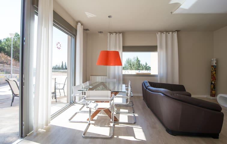 Impresionante apartamento de 90 m² - Cascante - Wohnung