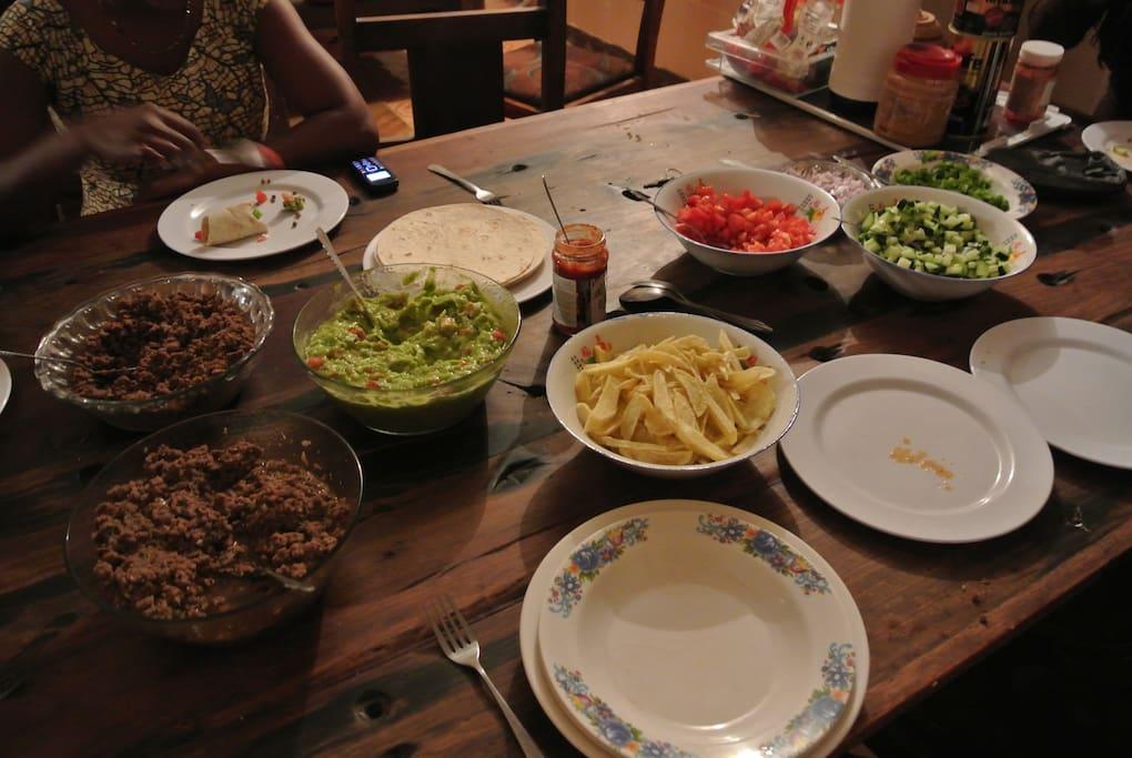 Some Tanzania dish classics
