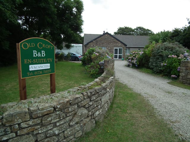 Old Croft Bed & Breakfast - Rosudgeon