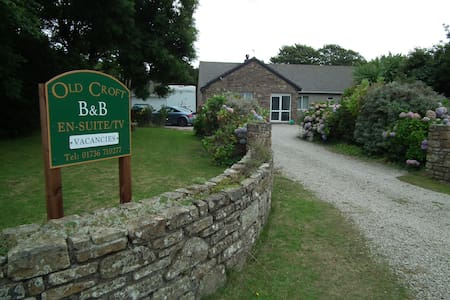 Old Croft Bed & Breakfast - Rosudgeon - Bed & Breakfast