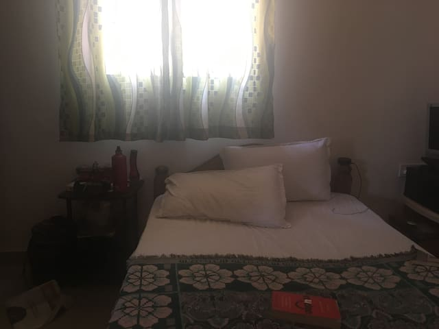One room + terrace, Great view, No traffic noise