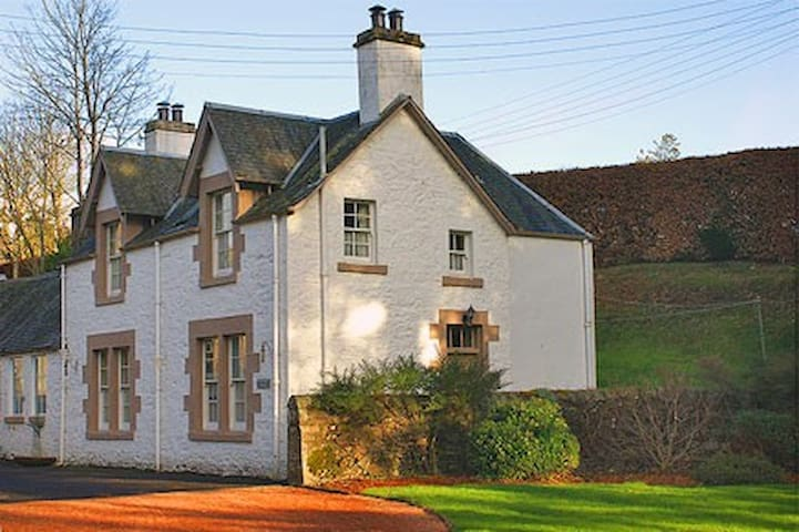 Luxury four star cottage & garden - Crieff - Hus