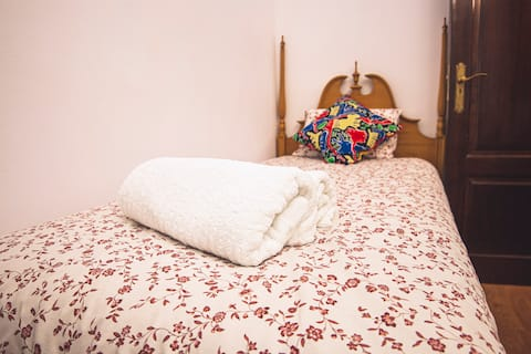 Comfortable single room 5' from Sants Station
