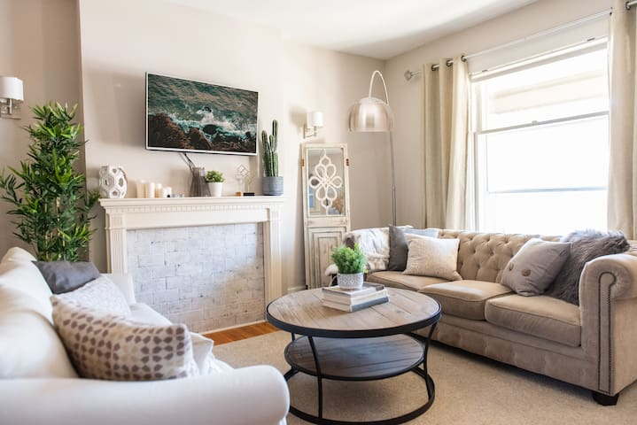 Stunning City Retreat (5-Bedroom House)