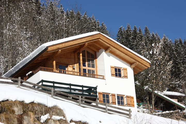 Ritzy Chalet in Wald-Königsleiten with Indoor Pool