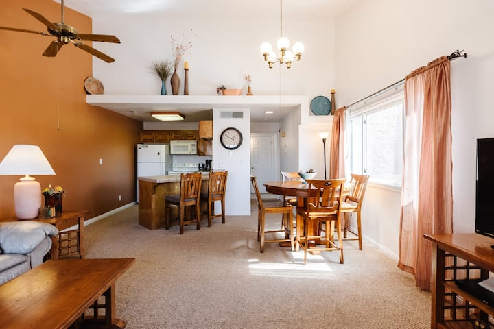 Our St. George getaway with all the amenities