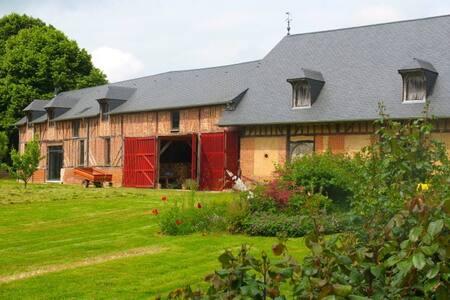 Le Pré de la Girouette -  - Malleville-sur-le-Bec - House