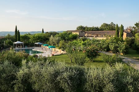 Agriturismo La Farneta - Monteriggioni (Siena) - Apartment
