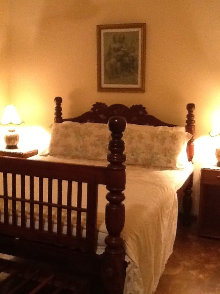 The Ambalama Room