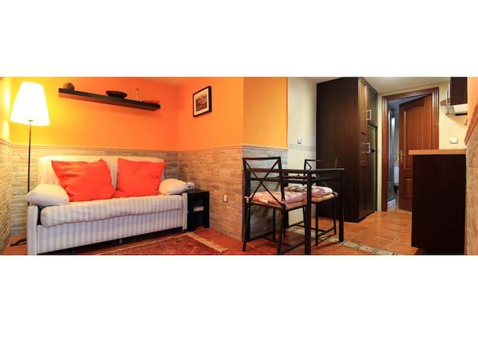 Apartamento nuevo. Excelente ubicación en Luarca - 阿斯圖里亞斯 - 公寓