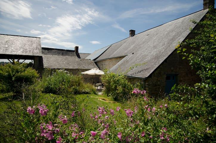 chambre à louer hameau calme nature - Hambers - Casa