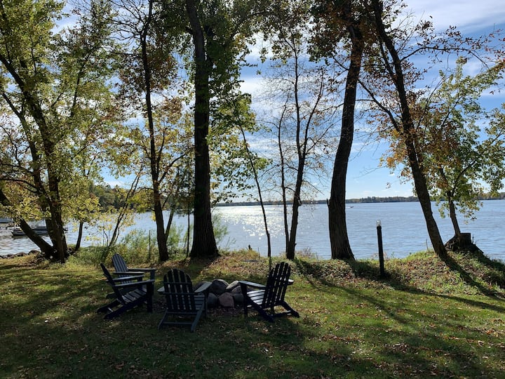 Pine City Escape – Eco-Friendly on Pokegama Lake