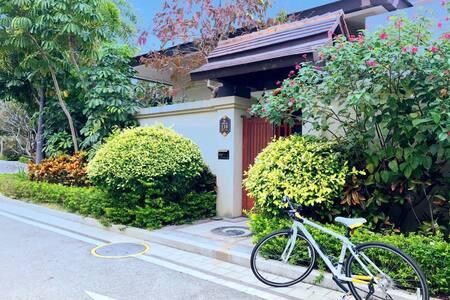 星海传说138号泰式别墅 - Lingshui - Villa