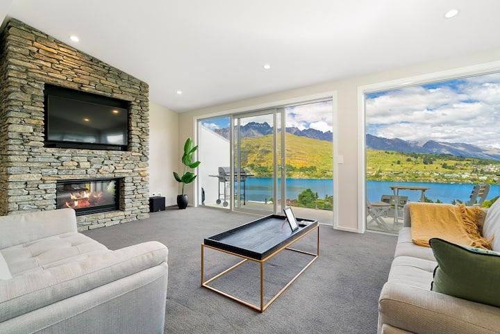 Alpine Retreat - Panoramic Views