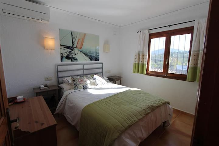 First main bedroom on first floor