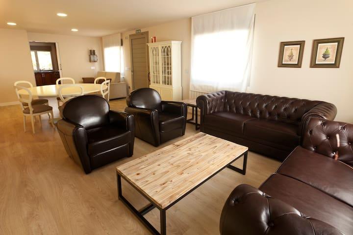 Maravilloso apartamento de 115m  - Cascante - Wohnung