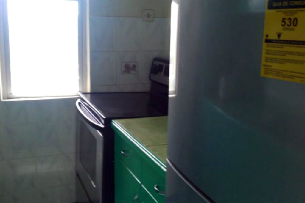 Self catering Kitchennete