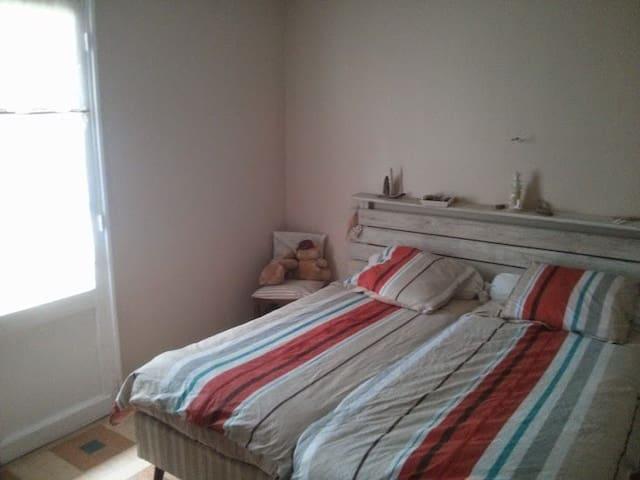Charmante maison de vacances - Meschers-sur-Gironde - Haus