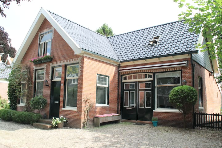 Attractive and distinctive B&B  - Noordlaren - Bed & Breakfast