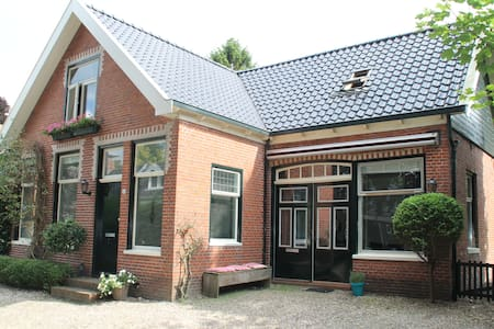 Attractive and distinctive B&B  - Noordlaren