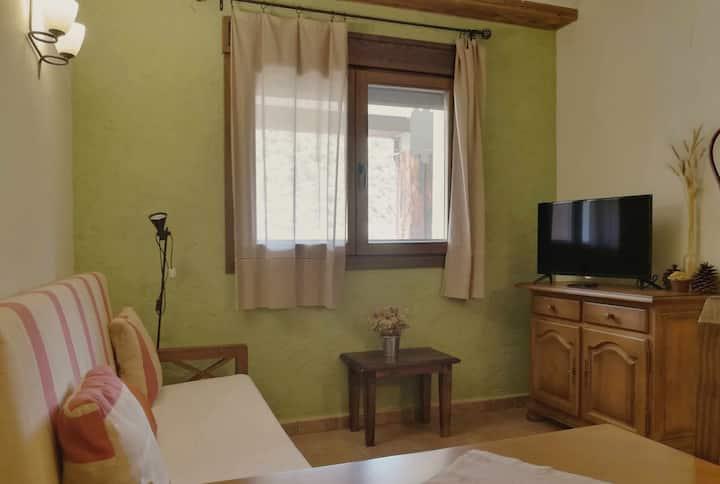 Apartamento I - con hidromasaje (1 dormitorio)