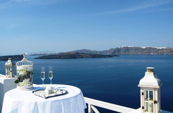 Caldera Summer House - Akrotiri Santorini - Huis