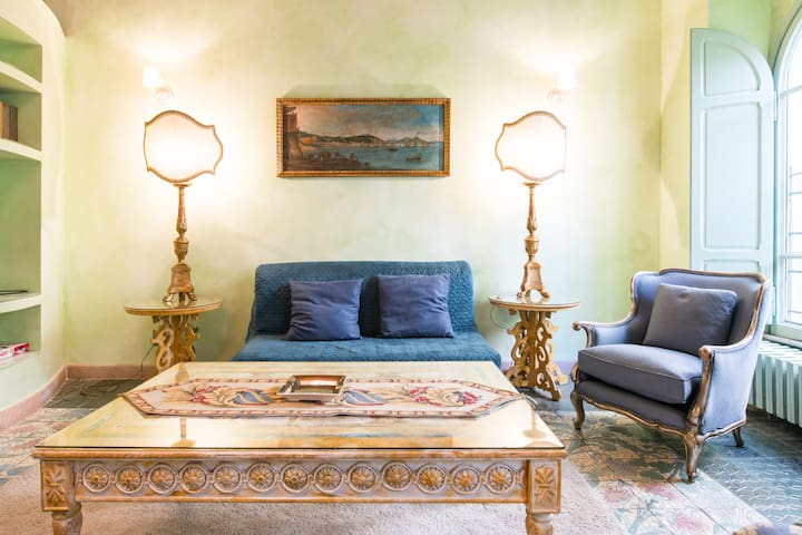 Elegant Baroque Apartment near Piazza Navona