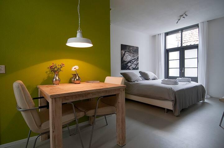 Appartement in binnenstad Delft