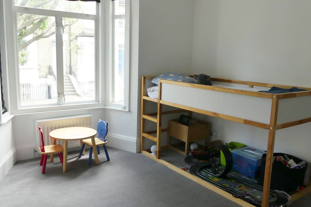 1st floor, bedroom 1