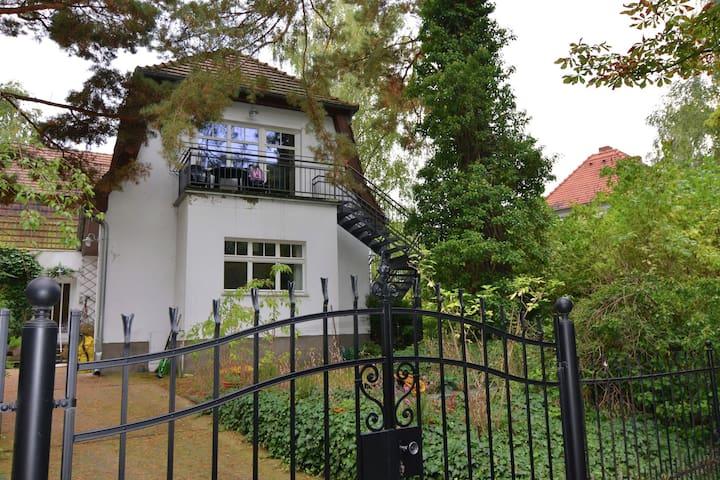 Appartement confortable situé près du lac à Wannsee