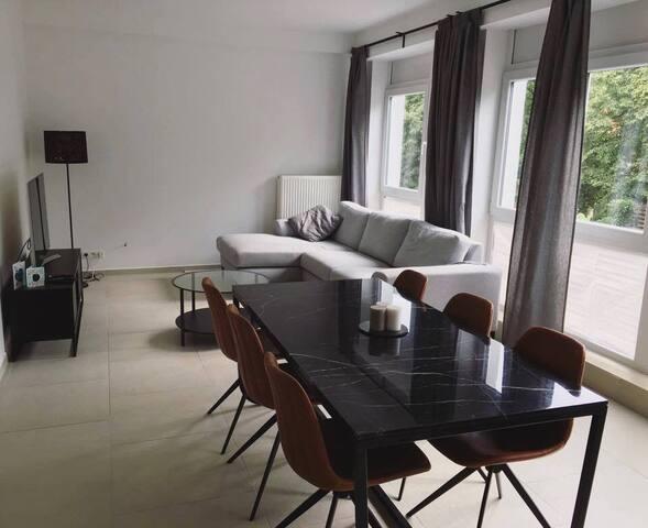 2-bedroom apartment - Antwerp/Brussels/Mechelen