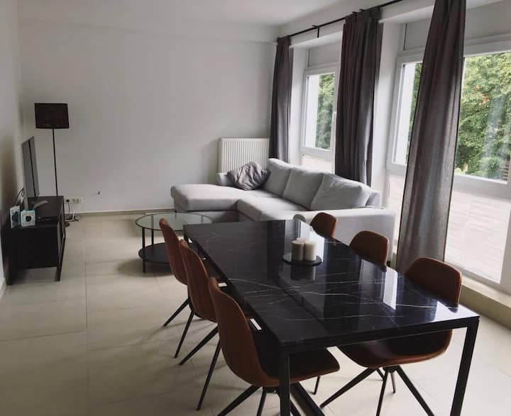 2-bedroom apartment - Antwerp/Brussels/Mechelen