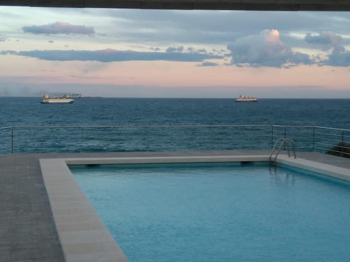 Casa frente al mar en Tarragona ciudad