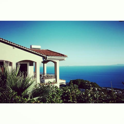 Stunning Ionian Sea View Villa - Palasë - Villa