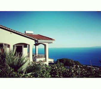 Stunning Ionian Sea View Villa - Palasë - Villa - 0