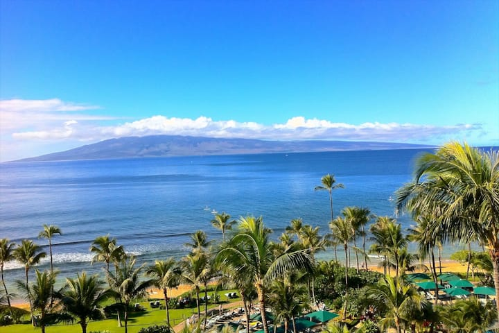 Marriott's Maui Ocean Club 1 BR Oceanview Suite