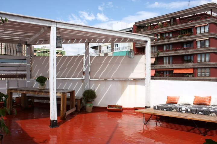 LOFT IN ALICANTE - CENTRAL MARKET - Alicante - Loft