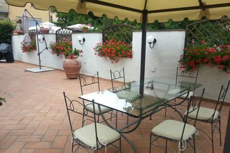Appartamento nel relax della Toscana - Abbadia San Salvatore