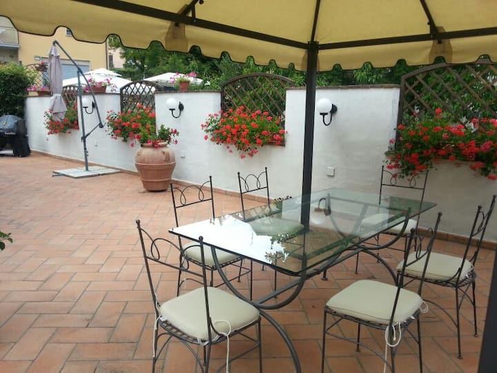 Appartamento nel relax della Toscana