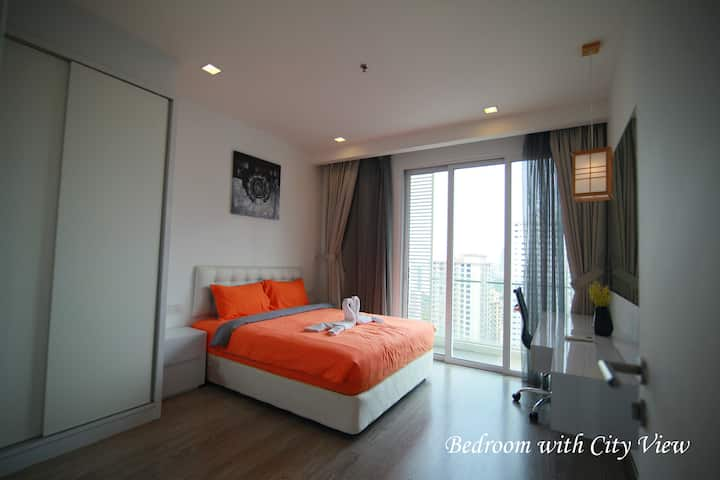 Superior Bedroom in Shared Apt @ One Bukit Ceylon