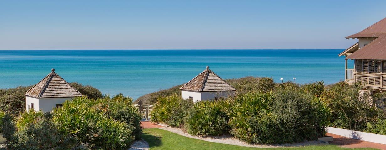 30A GULF VIEW!Near The HUB!Rosemary Beach &Seaside