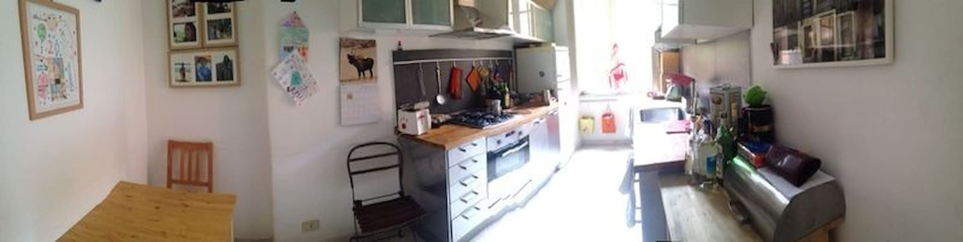Lovely apt close to downtown - Rome - Appartement