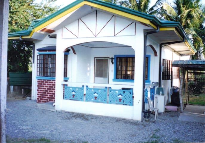 Beach+Dagupan+bright+bungalow - Pangasinan - Hus