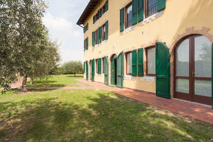 Cascina Tabachera country house x12 - Sirmione - Brescia - Ev