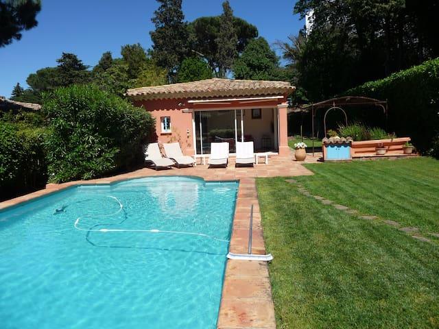 Villa au calme à Saint-Tropez - Saint-Tropez - Villa