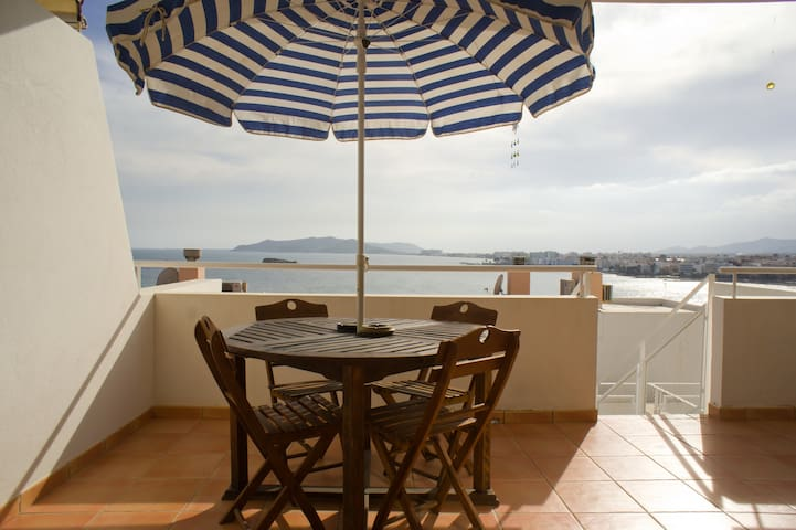 Duplex frente al mar.  - Ibiza - Apartment