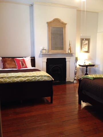 Monterey Square Flat - Savannah - Apartment