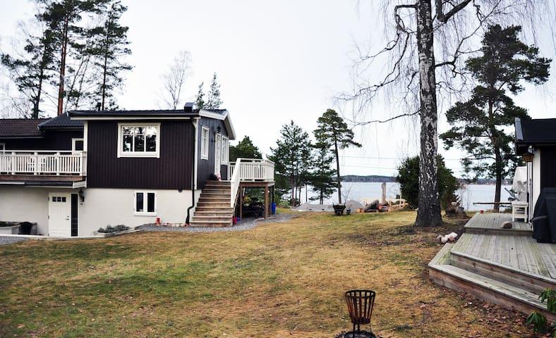 Archipelago residence at Koviksudde - Gustavsberg - Ev