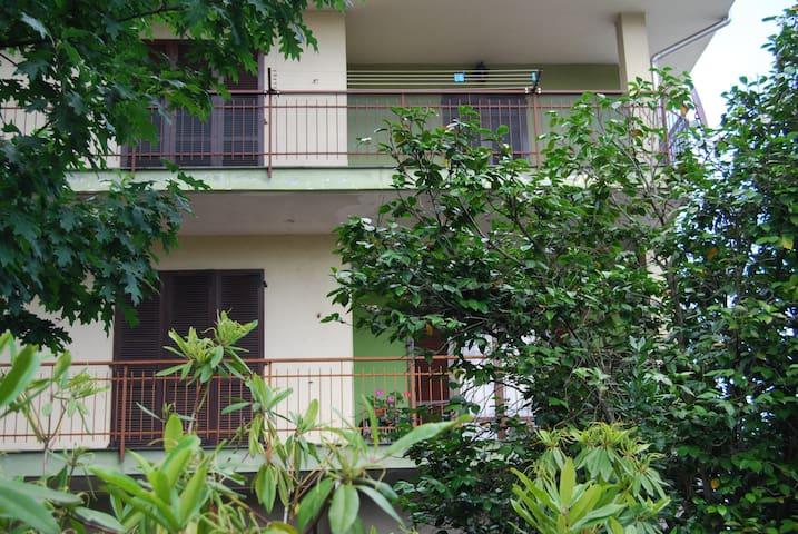 Il Tiglio: nice, spacious apartment - Ghevio - Lägenhet