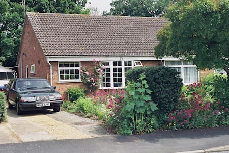 Holiday bungalow with internet and phone - Heacham - Banglo